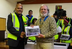 Donation of 2-way Radios