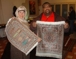 Oriental Carpet Show & Auction